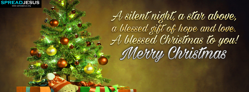Christmas Facebook Covers Download-5 Merry Christmas to you and your ...