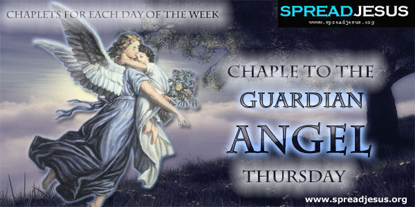 Thursday Chaplet To The Guardian Angel
