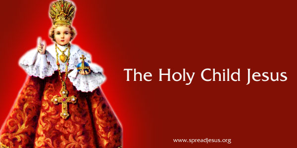 The Holy Child Jesus. Christian Devotions: