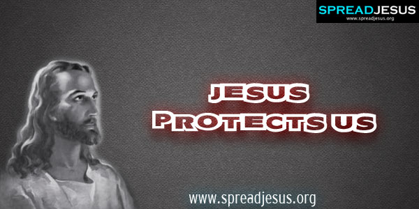 Jesus Protects Us -There is always a danger that lurks for a sheep without a shepherd. It is always open to be attacked by the predators anywhere and anytime.