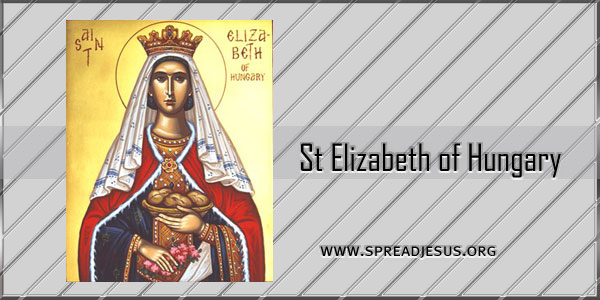 St Elizabeth of Hungary