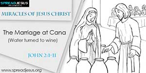 Miracles of Jesus Christ - The Marriage at Cana