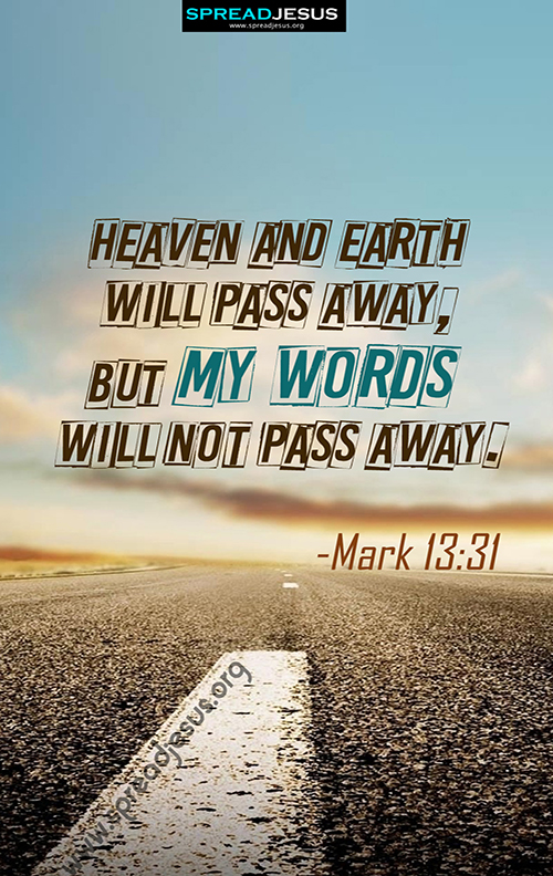 Bible Quotes Mobile Wallpapers Mark 1331