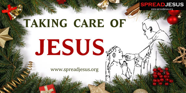 Taking Care of Jesus