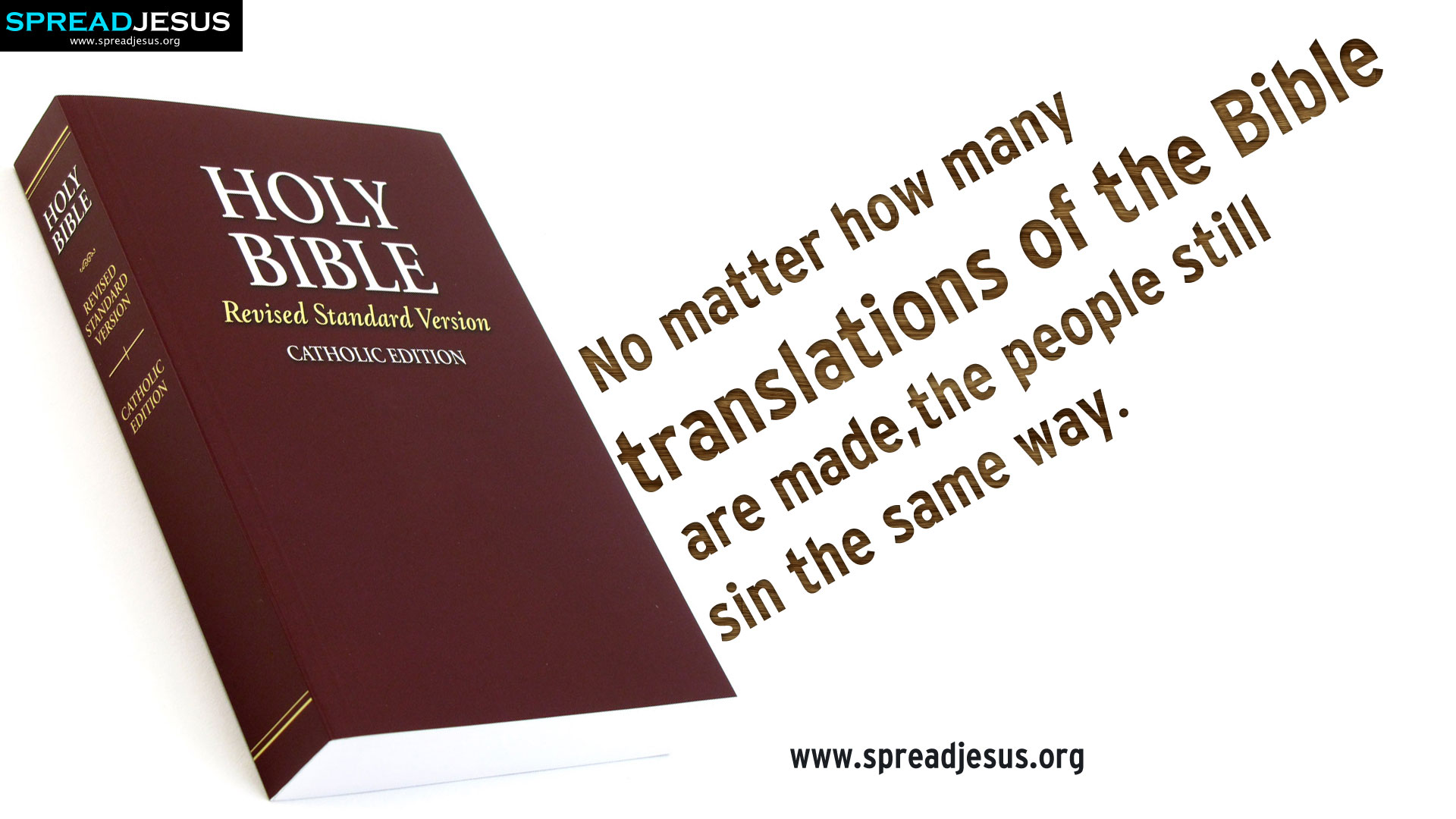 how many translations of the Bible