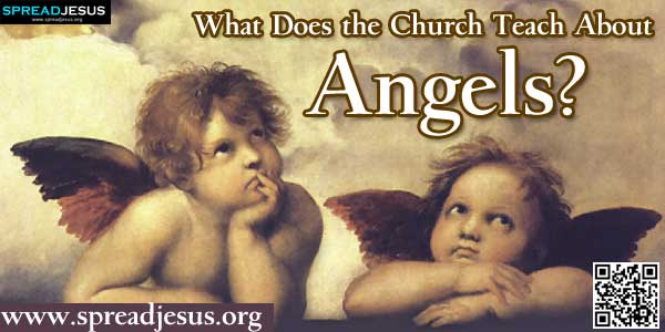 What Does the Church Teach About Angels?