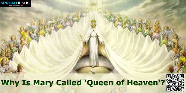 Why Is Mary Called 'Queen of Heaven'? Bathsheba was the mother of King Solomon of lsrael (see 1 Kgs 1:28-30).