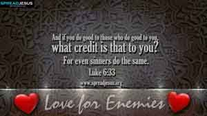 BIBLE QUOTES Luke 6:33