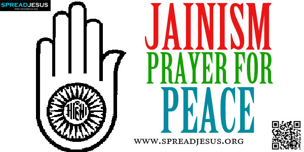 JAINISM PRAYER FOR PEACE