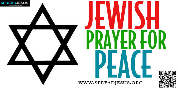 JEWISH PRAYER FOR PEACE