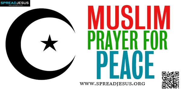 MUSLIM PRAYER FOR PEACE