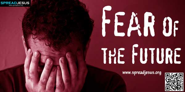 "Fear Of the Future-""I am terribly anxious about my next appointment.""""What frightens you?"""