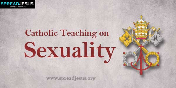Catholic marriage sexuality