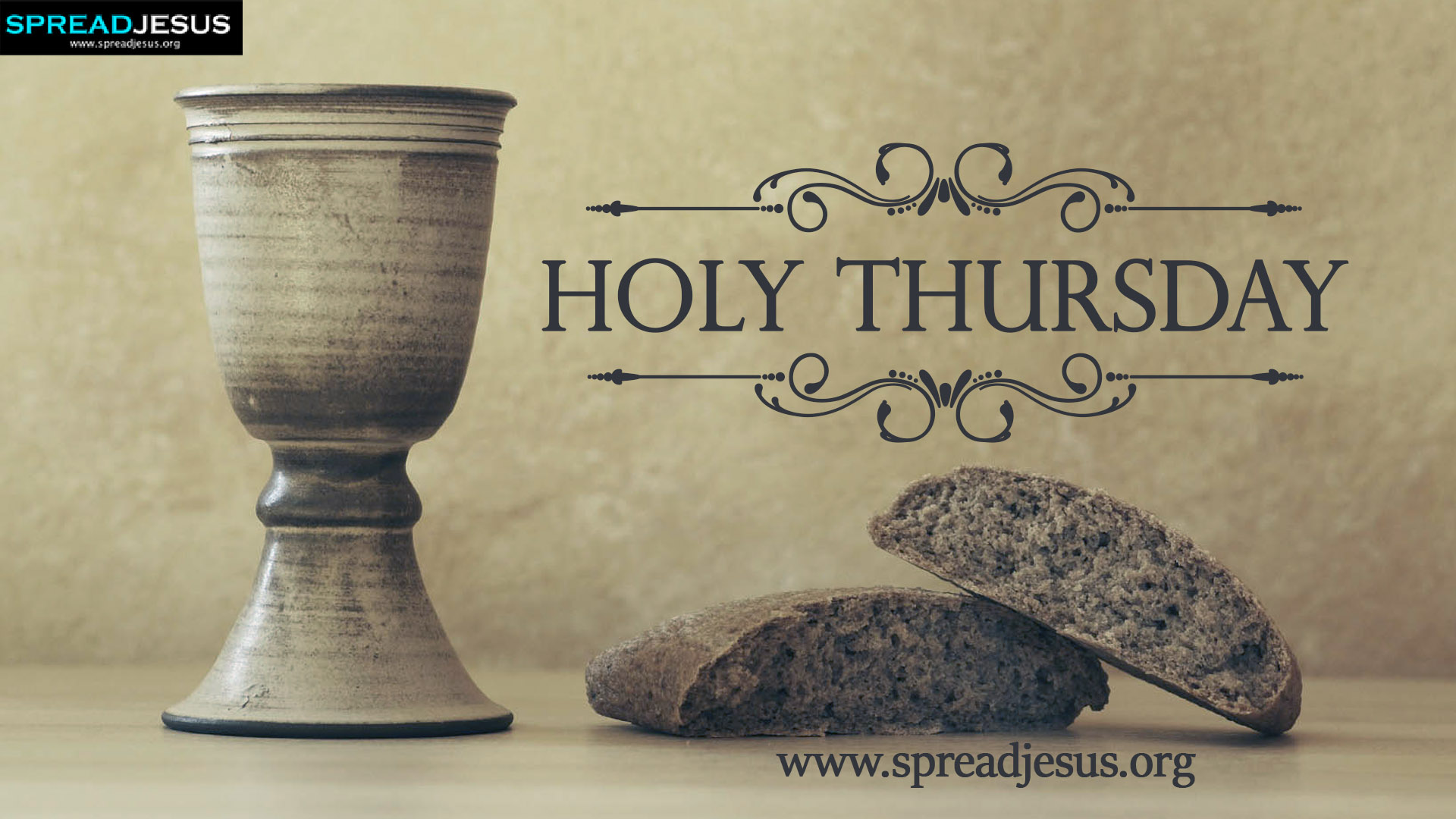 holy thursday photos lbc9 news
