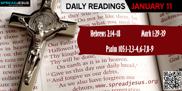 Daily readings January 11