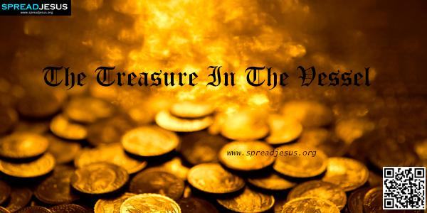 The Treasure In The Vessel