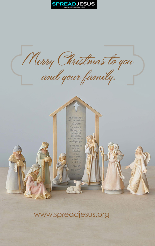 Merry Christmas to you and your family-1
