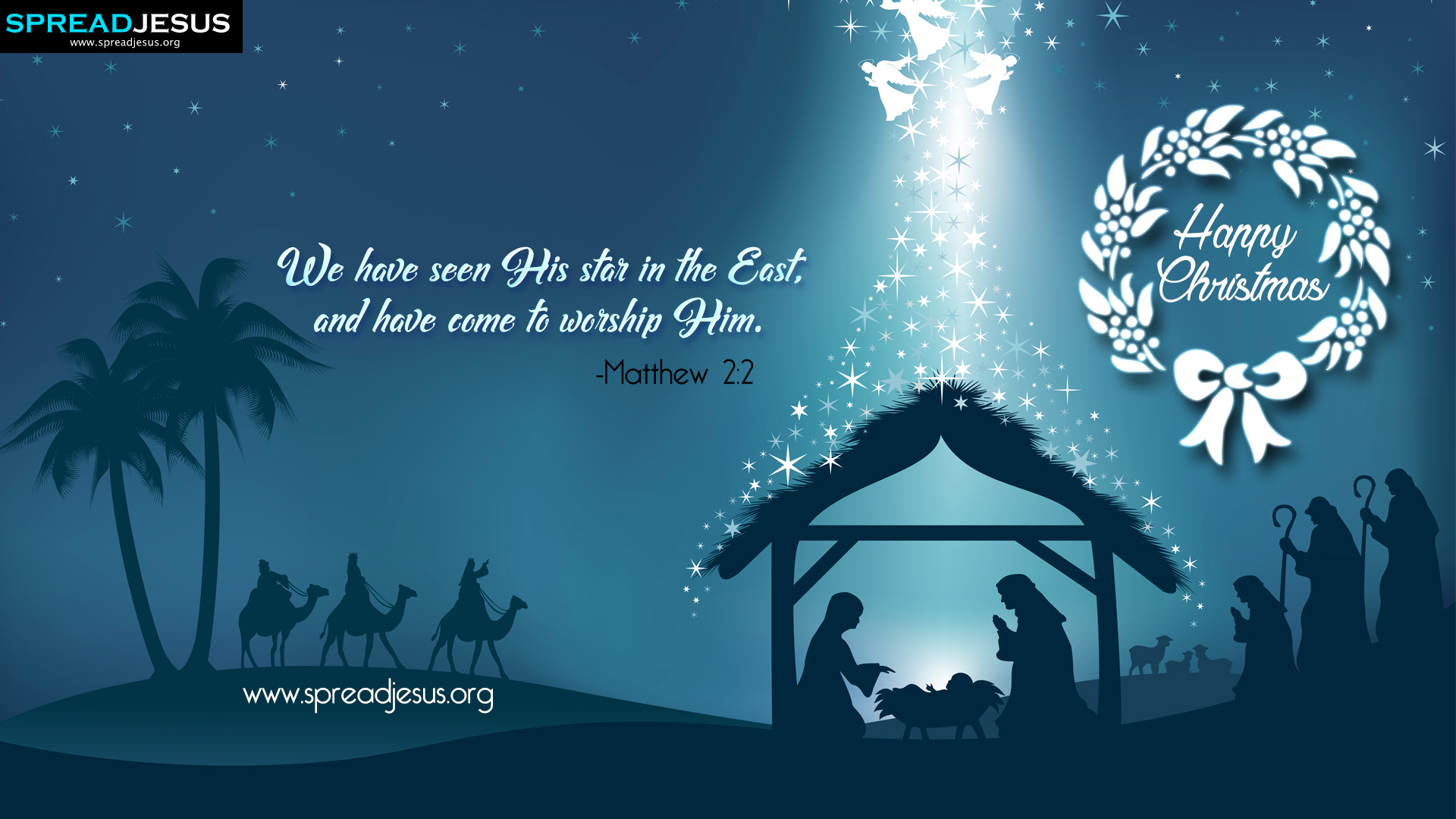 Merry christmas HD-Wallpapers Download
