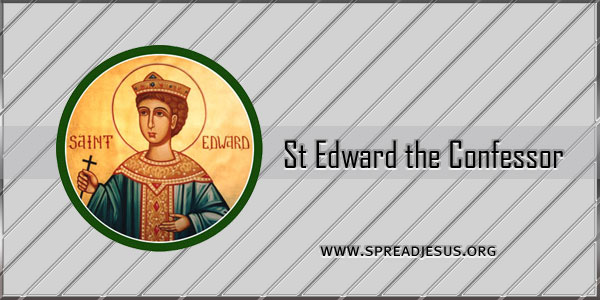 St Edward the Confessor King
