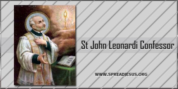St John Leonardi