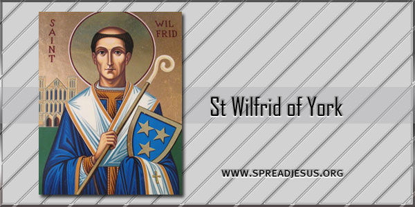 St Wilfrid of York