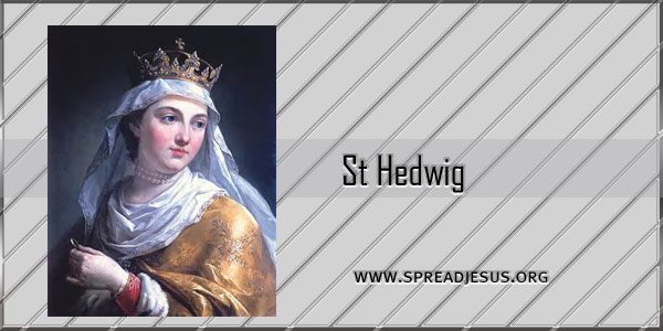 St Hedwig