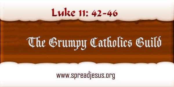 The Grumpy Catholics Guild