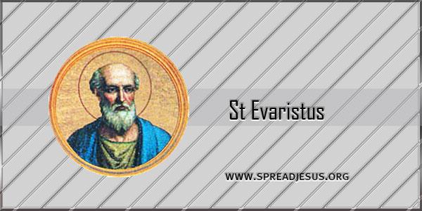 St Evaristus