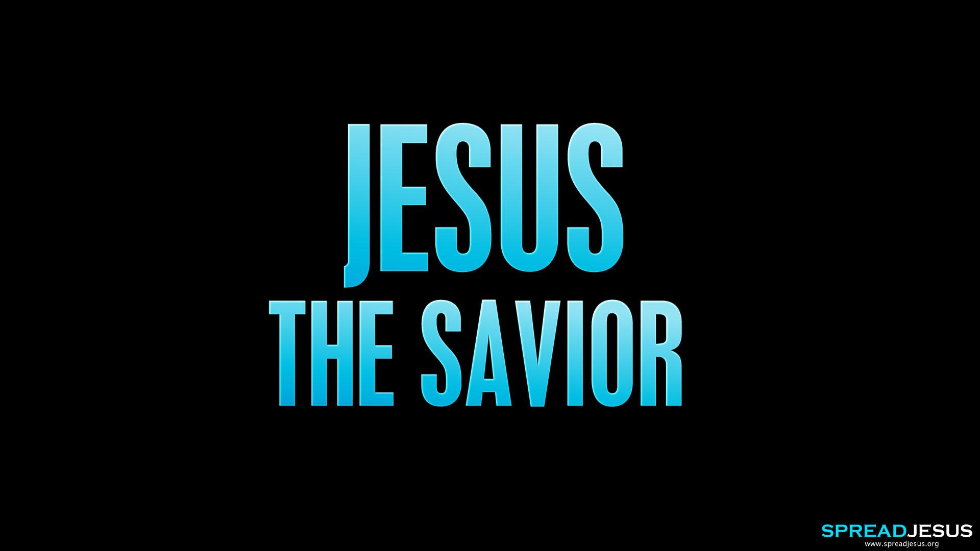 Jesus Saviour
