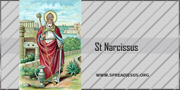 St Narcissus
