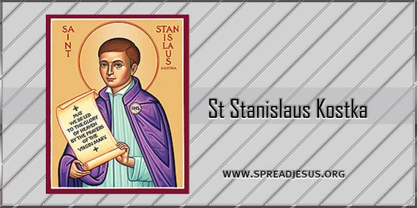 St Stanislaus Kostka