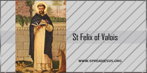 St Felix of Valois