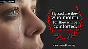 Matthew 5:4 BIBLE Quotes HD Wallpapers Download