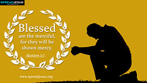 Matthew 5:7 BIBLE Quotes HD Wallpapers Download