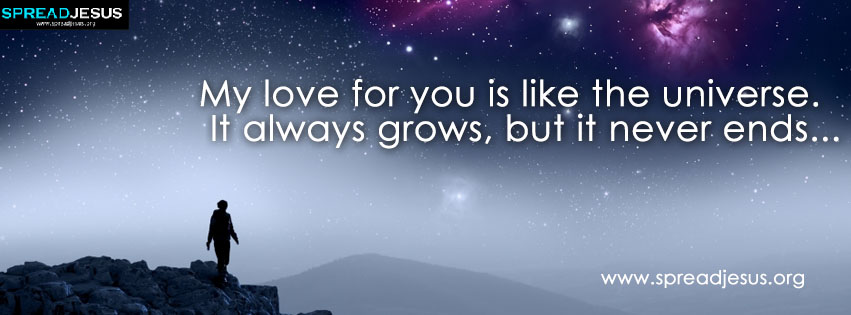 My love for you Facebook cover Free Download My love for you