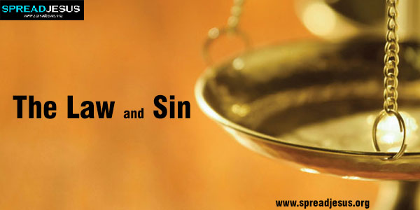 The Law and Sin-Romans 7:7-12