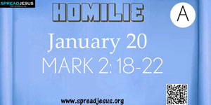 HOMILIE January 20