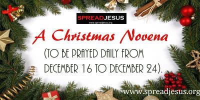 A Christmas Novena