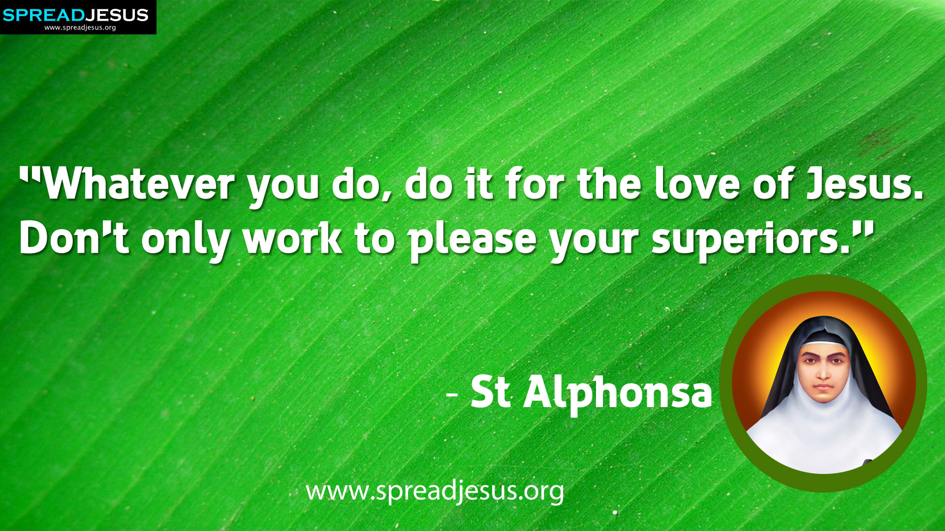 St Alphonsa Quotes