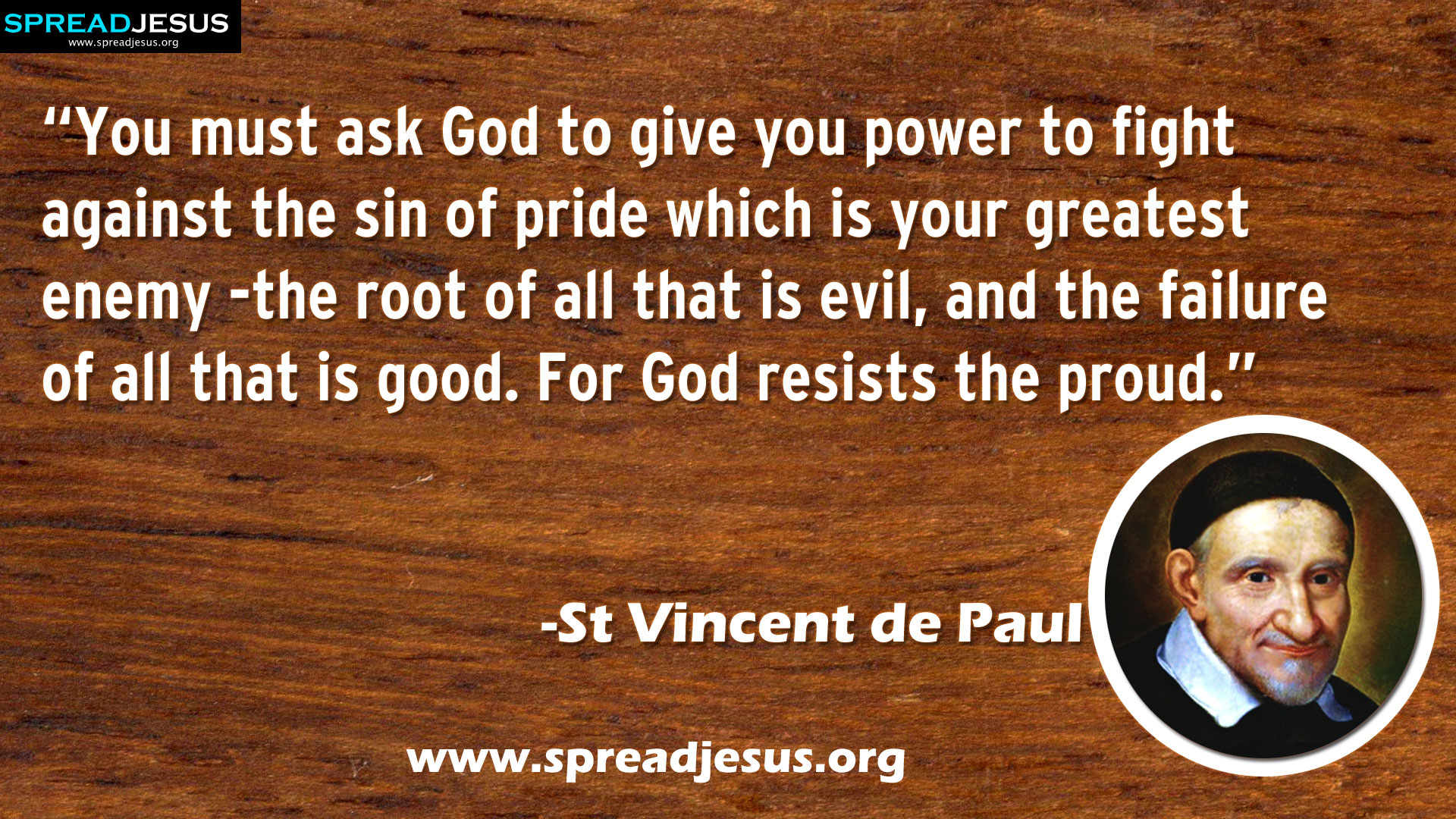 St Vincent de Paul Quotes
