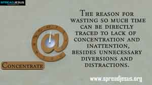 TIME MANAGEMENT QUOTES-Concentrate