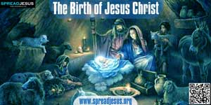 The Birth of Jesus Christ  MATTHEW 1:18-25