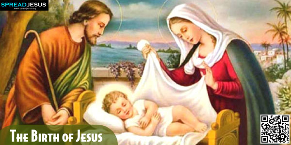 The Birth of Jesus LUKE 2:1-7
