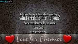 BIBLE QUOTES Luke 6:33