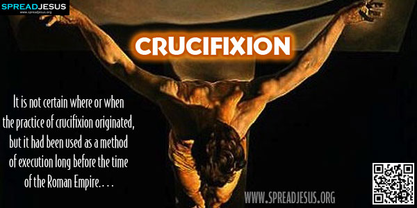 Biblical Definition Of CRUCIFIXION