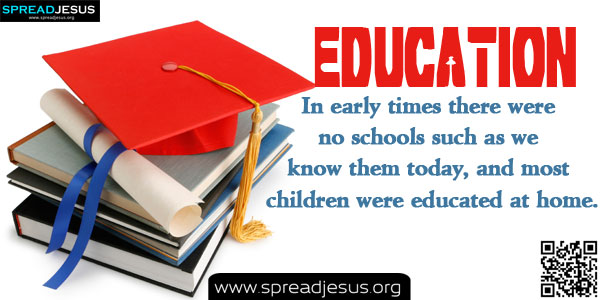 EDUCATION -Meaning Of EDUCATION, Biblical Definition Of