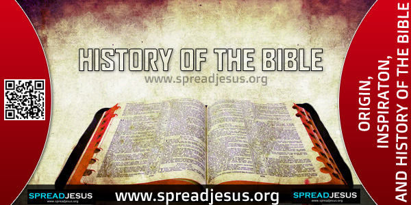 ORIGIN-INSPIRATON-AND HISTORY OF THE BIBLE-HISTORY OF THE BIBLE,No ORIGINAL MANUSCRIPTS of the Bible have come down to us,