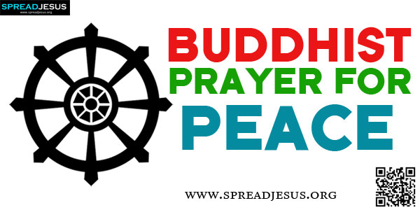 Buddhist-Prayer For Peace