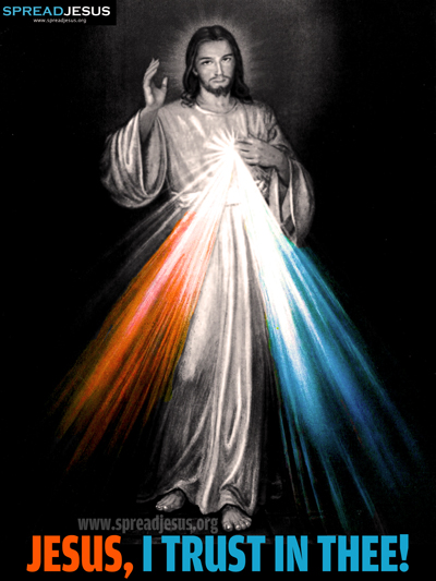 The Divine Mercy -Prayers of the Chaplet of The Divine Mercy