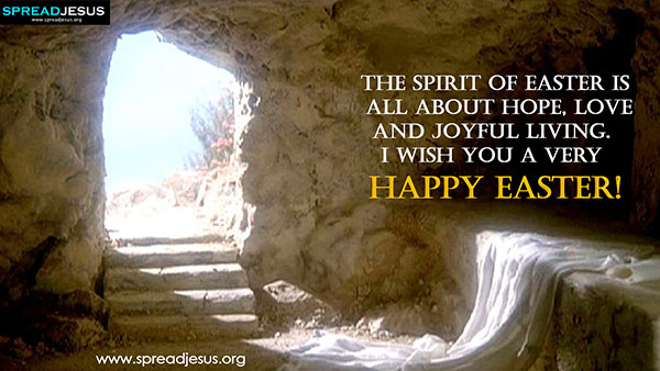 Easter Quotes HD Wallpapers The spirit of Easter